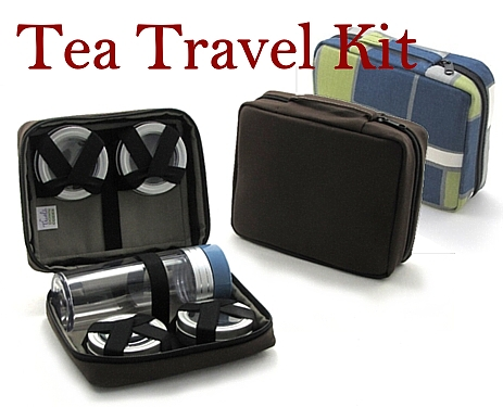 LOOSE LEAF TEA TRAVEL KITS