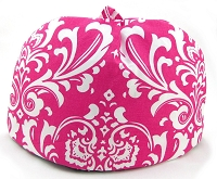Classic Tea Cozy 6/8 Cup Hot Pink Chateau