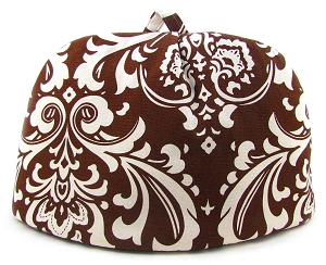 Classic Tea Cozy 2/4 Cup Chocolate Chateau
