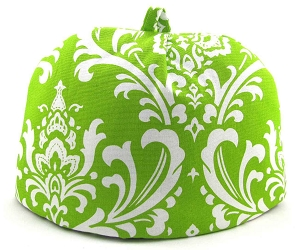 Classic Tea Cozy 6/8 Cup Lime Chateau