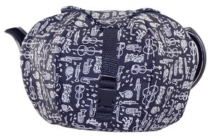 HOB Tea Cozy 20oz Black is the Colour