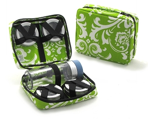 Loose Leaf Tea Travel Kit - Lime