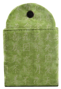Tea Wallet - Green Tea