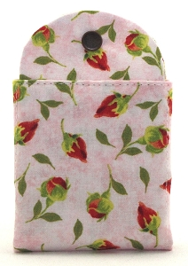 Tea Wallet - Rosebud