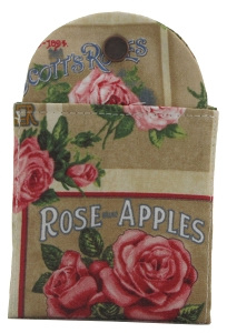 Tea Wallet - Rose Garden