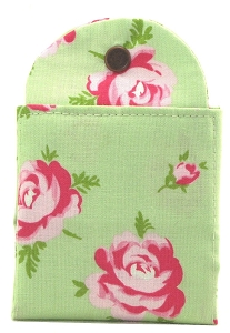 Tea Wallet - Rose Mint