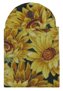 Tea Wallet - Sunflower