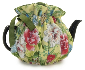Wrap Around Tea Cozy 6 Cup Ki Koo Gardens