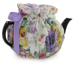 Wrap Around Tea Cozy 4 Cup Spring Fling