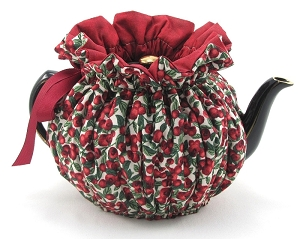 Wrap Around Tea Cozy 4 Cup Cape