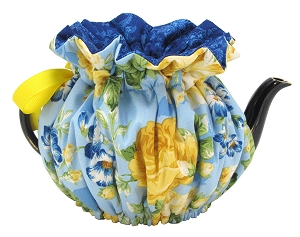 Wrap Around Tea Cozy 6 Cup Charlotte