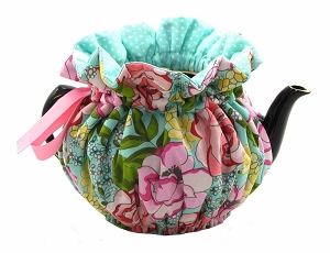 Wrap Around Tea Cozy 8 Cup Flora