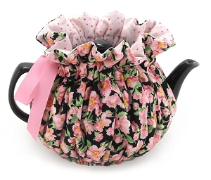 Wrap Around Tea Cozy 2 Cup Prairie Rose