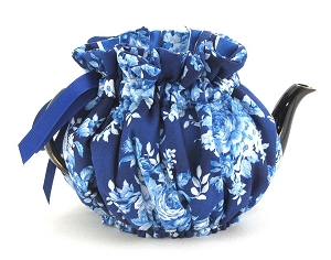 Wrap Around Tea Cozy 2 Cup Royal Bouquet