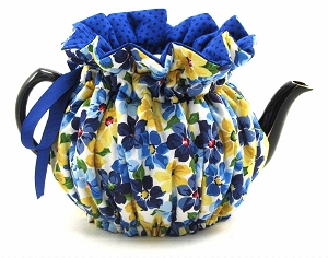 Wrap Around Tea Cozy 2 Cup Sunny Day