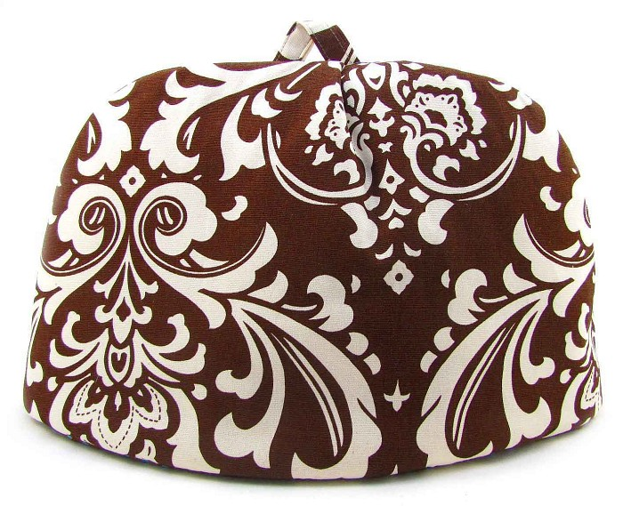 Classic Tea Cozy 6/8 Cup Chocolate Chateau