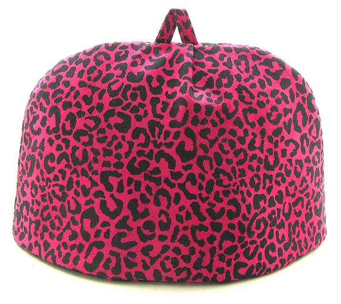 Classic Tea Cozy 2/4 Cup Hot Cheetah