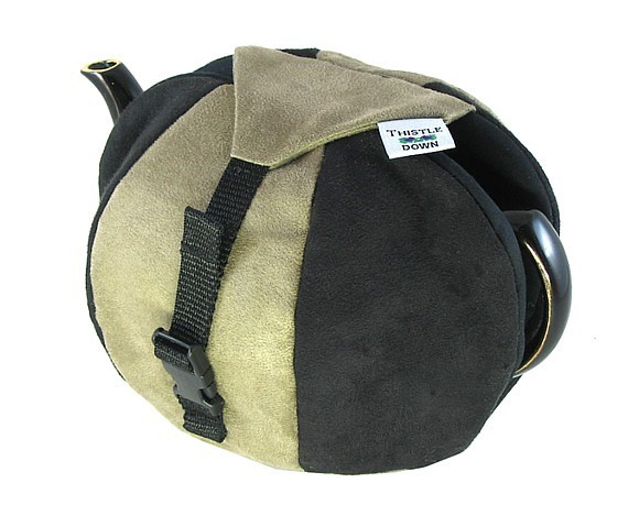 HOB Tea Cozy 40oz Suede