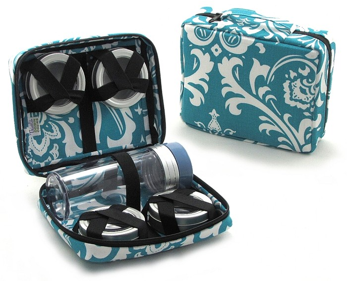 Loose Leaf Tea Travel Kit - Turquoise