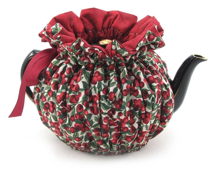 Wrap Around Tea Cozy 6 Cup Cape
