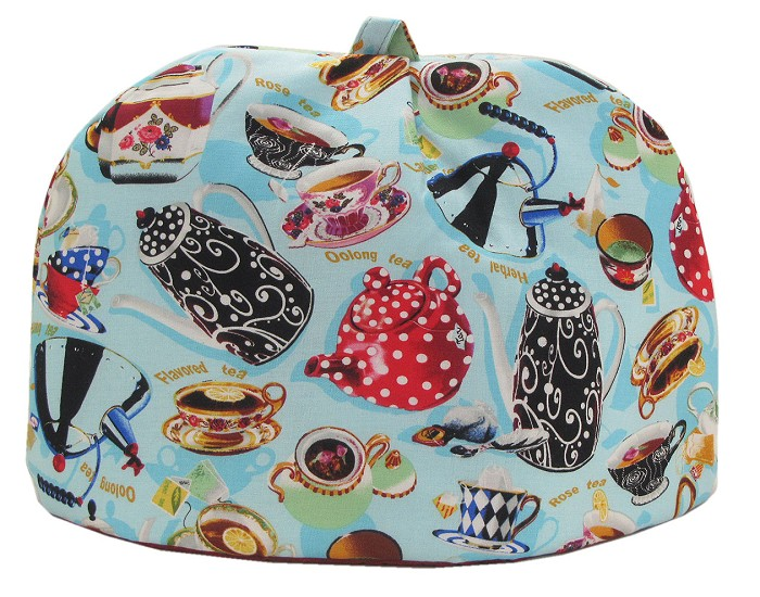 Classic Tea Cozy 6/8 Cup Tea Party