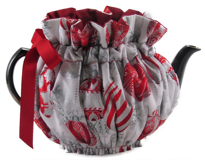 Wrap Around Tea Cozy 6 Cup Elegance