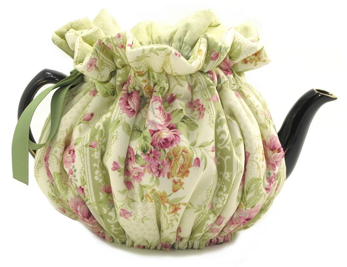 Wrap Around Tea Cozy 2 Cup Emma